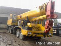 Sell Used KATO Hydraulic Crane, NK500E-V