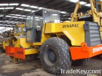 Sell Second Hand Dynapac Road Roller, CA30D