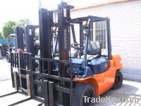 Sell Second Hand Toyota Forklift, FD40