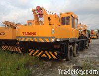 Sell Used Tadano TG350E Crane