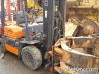 Sell Used Toyota Forklift, 2.5t