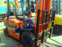 Sell Second Hand Toyota 3t Forklift