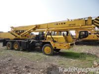 Sell Second Hand XCMG Crane, QY16C