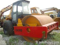 Sell Used Road Roller, Dynapac CA30D