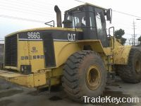 Sell Second Hand Wheel Loader, CAT966G