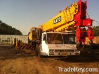 Sell Second Hand KATO Crane, NK500E-V