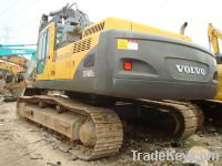 Sell Second Hand Volvo Excavator, EC460BLC