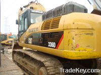 Sell Used CAT336D Excavator, Original Japan