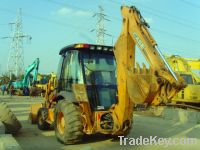 Sell Used Backhoe Loader, Case 580M