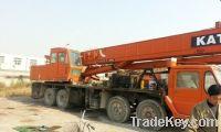 Sell Used KATO Crane, KATO NK400E