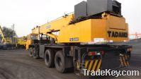 Sell Used Truck Crane, Tadano TG500E