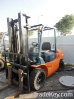 Sell Used Toyota Forklift, FD40