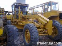 Sell for Used Motor Grader Caterpillar 120G