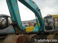 Sell Used Kobelco Crawler Excavator, SK200