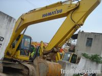 Sell Used Excavator for Komatsu PC220-7, Good Condition
