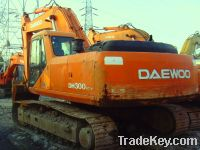 Sell Used Excavator DH300LC-V for Daewoo