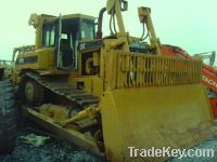 Sell Second Hand Caterpillar D7R Bulldozer