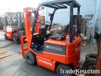 Sell Used Battery Operated Forklift
