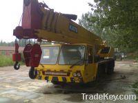 Sell Used Kato Crane NK500E-V