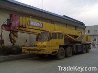 Sell Used Kato Truck Crane NK350E, Original