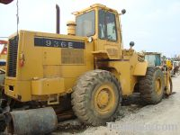 Sell Used CAT936E Wheel Loader For Sale
