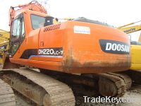 Sell Used Daewoo Excavator DH220LC-7
