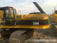Sell Used Caterpillar Excavator, CAT330C