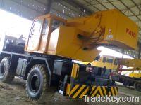 Sell Used Rough Terrain Crane, KATO KA-300