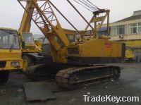 Sell Used Hitachi Crawler Crane 35tons