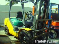 Sell Used Forklift Komatsu 3tons For Sale