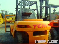 Sell Used Forklift For Sale, TCM 10tons