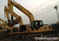 Sell Used Komatsu Excavator, PC200