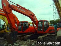 Sell Second Hand Doosan Excavator DH220LC-7