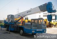 Sell Used Truck Crane For Sale, Tadano TL250E