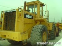 Sell Used  CAT966E Wheel Loader, High Quality