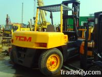 Sell Used TCM Forklift Truck, Competitive Price