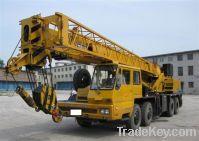 Sell Used Tadano Hydraulic Crane TG500E