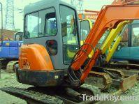 Sell Used Mini Hitachi Excavator ZX35U