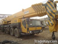 Sell Used Tadano Mobile Crane, 250tons