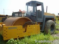 Sell Used Bomag Roller BW217D-2, Good Condition