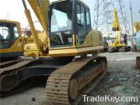 Sell Used Komatsu Excavator PC300-7