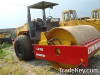 Sell Used Road Roller Dynapac CA30D Roller
