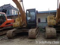 Sell Used Cat Excavator Cat320C Japan Excavator