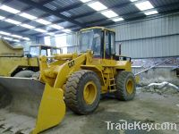 Sell Used CAT Wheel Loader CAT938FLoader