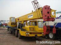 Sell Used Tadano Crane TG450E, 45tons Crane