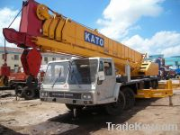 Sell Used KATO Crane Japan Kato NK500E
