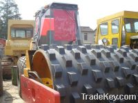 Sell Used Dynapac Roller With Padfoot CA30D