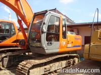 Sell Used Hitachi Digger ZX200, Made In Japan