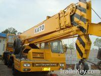 Sell Used Full Hydraulic Truck Crane, Kato NK250E