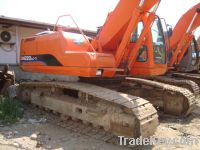 Sell Used Doosan Excavator Good Condition DH220LC-7